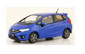 Honda  - FIT blue - 1:43 - J Collection - jc86001BL | The Diecast Company