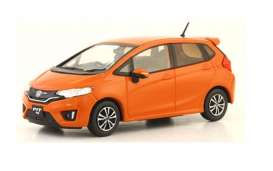 Honda  - FIT orange - 1:43 - J Collection - jc86001OR | The Diecast Company