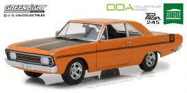 Chrysler  - Valiant VG 1970 hemi orange/black - 1:18 - GreenLight - 18007 - gl18011 | The Diecast Company