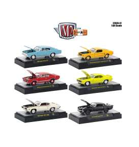 Assortment/ Mix  - various - 1:64 - M2 Machines - 32600-42 - M2-32600-42 | The Diecast Company