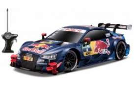 Audi  - RS5 DTM 2015 blue/red/yellow - 1:24 - Maisto - 81194b - mai81194b | The Diecast Company