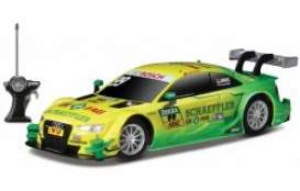 Audi  - RS5 DTM 2015 yellow/green - 1:24 - Maisto - 81194 - mai81194y | The Diecast Company