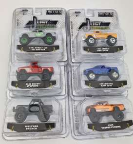 Assortment/ Mix  - various - 1:64 - Jada Toys - 14020W17 - jada14020W18 | The Diecast Company