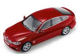BMW  - 3 series GT 2014 red - 1:43 - Paragon - 422212870 - para422297636 | The Diecast Company