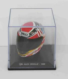 Helmet  - 1999  - 1:5 - Magazine Models - maghel018 | The Diecast Company