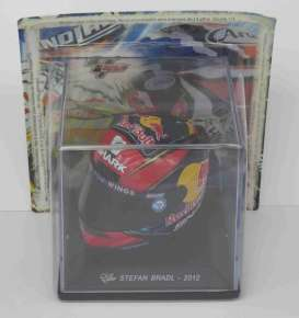 Helmet  - 2012  - 1:5 - Magazine Models - maghel025 | The Diecast Company