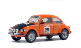 Volkswagen  - SCCA Rally Serie orange/black - 1:18 - Solido - 1800506 - soli1800506 | The Diecast Company