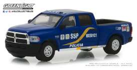 Ram  - 2500 2017 blue - 1:64 - GreenLight - 42870F - gl42870F | The Diecast Company