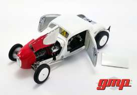 So-Cal  - Salt Flat Coupe 1934 white/red - 1:18 - GMP - GMP18902 - gmp18902 | The Diecast Company