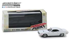 Dodge  - Challenger 1970 white - 1:43 - GreenLight - 86545 - gl86545 | The Diecast Company