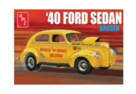 Ford  - Sedan 1940  - 1:25 - AMT - s1088 - amts1088 | The Diecast Company