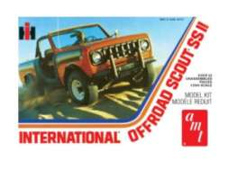 International  - Scout II  - 1:25 - AMT - s1102 - amts1102 | The Diecast Company
