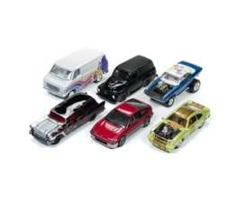 Assortment/ Mix  - various - 1:64 - Johnny Lightning - SF007A - JLSF007A | The Diecast Company