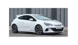 Opel  - Astra OPC 2013 white - 1:43 - Norev - 360046 - nor360046 | The Diecast Company
