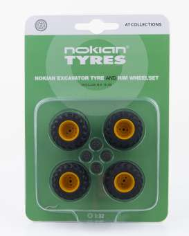 Nokian Rims & tires - 2018  - 1:32 - AT Collections - 3200102 - AT3200102 | The Diecast Company