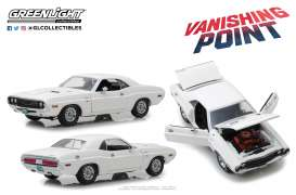 Dodge  - Challenger 1970 white - 1:18 - GreenLight - 13526 - gl13526 | The Diecast Company
