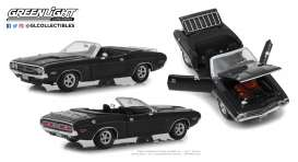 Dodge  - Challenger 1971 grey - 1:18 - GreenLight - 13528 - gl13528 | The Diecast Company