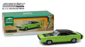 Dodge  - Challenger 1970 green - 1:18 - GreenLight - 13529 - gl13529 | The Diecast Company