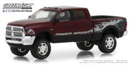 Ram  - 2500 2016 red - 1:64 - GreenLight - 29981 - gl29981 | The Diecast Company