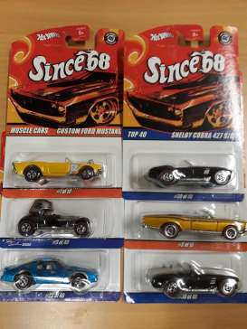 Assortment/ Mix  - various - 1:64 - Hotwheels - K8721-999EA - hwmvK8721EA-1 | The Diecast Company