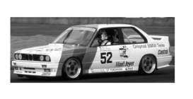 BMW  - M3 1988  white - 1:43 - IXO Models - GTM131 - ixGTM131 | The Diecast Company