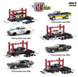Assortment/ Mix  - various - 1:64 - M2 Machines - 37000-19 - M2-37000-19 | The Diecast Company