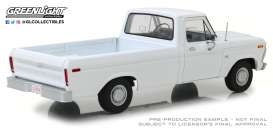 Ford  - F-100 pick-up 1973 white - 1:18 - GreenLight - 13536 - gl13536 | The Diecast Company