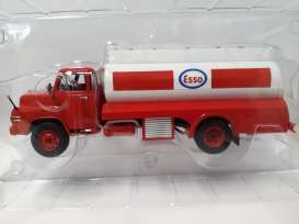 MAN  - red/white - 1:43 - Magazine Models - magTRUesso | The Diecast Company
