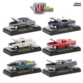 Assortment/ Mix  - various - 1:64 - M2 Machines - 32500-49 - M2-32500-49 | The Diecast Company