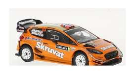 Ford  - Fiesta 2018 orange - 1:43 - IXO Models - ram670 - ixram670 | The Diecast Company