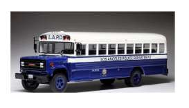 GMC  - 6000 1988 blue/white - 1:43 - IXO Models - BUS017 - ixBUS017 | The Diecast Company