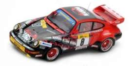 Porsche  - 911 RSR 3.8 1993 red/black - 1:43 - Spark - SG016 - spaSG016 | The Diecast Company