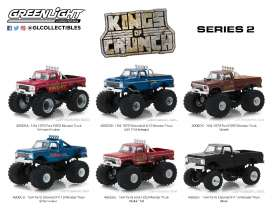 Assortment/ Mix  - various - 1:64 - GreenLight - 49020 - gl49020 | The Diecast Company
