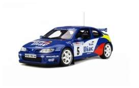 Renault  - Megane 1996 blue - 1:18 - OttOmobile Miniatures - 272 - otto272 | The Diecast Company