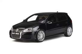 Volkswagen  - Golf R32 2005 black - 1:18 - OttOmobile Miniatures - 581 - otto581 | The Diecast Company