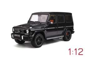 Mercedes Benz  - G65 AMG 2013 black - 1:12 - GT Spirit - 202 - GT202 | The Diecast Company