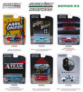 Assortment/ Mix  - various - 1:64 - GreenLight - 44830 - gl44830 | The Diecast Company
