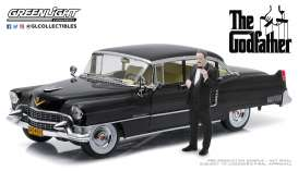 Cadillac  - Fleetwood Series 60 Special 1955 black - 1:18 - GreenLight - 13531 - gl13531 | The Diecast Company