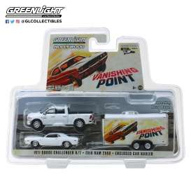 Ram  - 2500 2018 white - 1:64 - GreenLight - 31070B - gl31070B | The Diecast Company