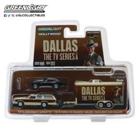 Ford  - LTD Country Squire 1979 brown/creme - 1:64 - GreenLight - 31070C - gl31070C | The Diecast Company