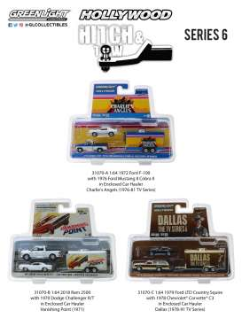 Assortment/ Mix  - various - 1:64 - GreenLight - 31070 - gl31070 | The Diecast Company