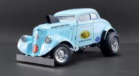 Willys  - 1933 blue - 1:18 - Acme Diecast - 1800911 - acme1800911 | The Diecast Company