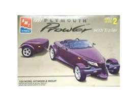 Plymouth  - Prowler 1997  - 1:25 - AMT - s1083 - amts1083 | The Diecast Company