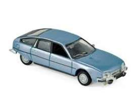 Citroen  - 1977 blue - 1:87 - Norev - 159013 - nor159014 | The Diecast Company