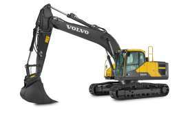 Volvo  - EC220 Crawler Excavator 2018  - 1:32 - AT Collections - 3200115 - AT3200115 | The Diecast Company