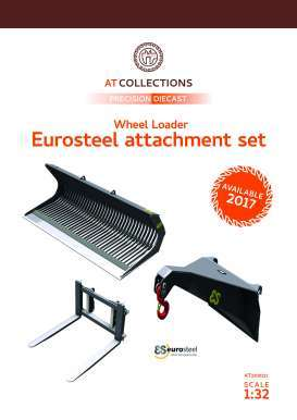 Eurosteel diorama - 2018  - 1:32 - AT Collections - 3200121 - AT3200121 | The Diecast Company