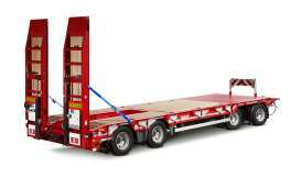 Nooteboom  - ASDV40-22  4 AXEL Trailer 2018 red - 1:32 - AT Collections - 3200139 - AT3200139 | The Diecast Company