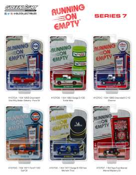Assortment/ Mix  - various - 1:64 - GreenLight - 41070 - gl41070 | The Diecast Company