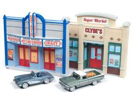 Assortment/ Mix  - various - 1:64 - Johnny Lightning - DR003 - JLDR003 | The Diecast Company
