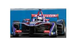 Virgin  - DS 2016 purple/red - 1:43 - Spark - S5911 - spaS5911 | The Diecast Company